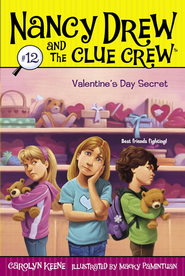 Valentine's Day Secret - eBook  -     By: Carolyn Keene     Illustrated By: Macky Pamintuan