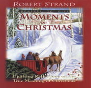 Moments for Christmas - eBook  -     By: Robert Strand