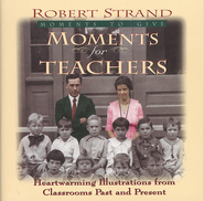 Moments for Teachers - eBook  -     By: Robert Strand
