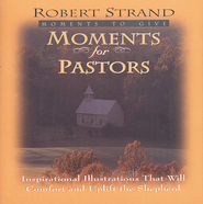 Moments for Pastors - eBook  -     By: Robert Strand