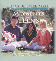 Moments for Teens - eBook  -     By: Robert Strand