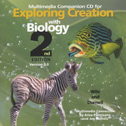 Exploring Creation with Biology, 2nd Edition, Companion CD, Version 9.0  -