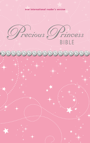 NIrV Precious Princess Bible - eBook  -     By: ZonderKidz