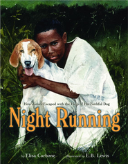Night Running - eBook  -     By: Elisa Carbone, Earl B. Lewis
