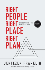 Right People Right Place Right Plan - eBook  -     By: Jentezen Franklin