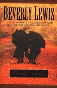 October Song - eBook  -     By: Beverly Lewis