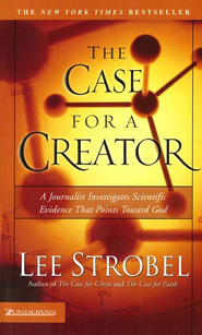 The Case for a Creator: A Journalist Investigates Scientific Evidence That Points Toward - Slightly Imperfect  -     By: Lee Strobel
