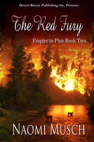 Empire in Pine Book TwoThe Red Fury - eBook  -     By: Naomi Musch