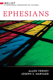 Ephesians - eBook  -     By: Allen Verhey, Joseph S. Harvard