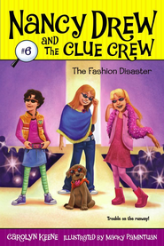 The Fashion Disaster - eBook  -     By: Carolyn Keene