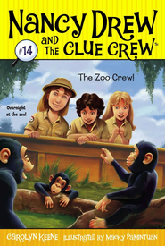 The Zoo Crew - eBook  -     By: Carolyn Keene