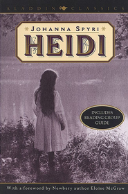 Heidi - eBook  -     By: Johanna Spyri, Eloise McGraw