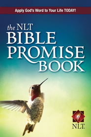 The NLT Bible Promise Book - eBook  -     By: Ronald A. Beers, Amy E. Mason