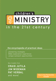 Children's Ministry in the 21st Century - eBook  -     By: Rich Chromey, Craig Jutila, Pat Verbal