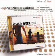 Wash Over Me, CD-ROM Digital Songbook (Worship Leader Assistant)   -     By: Jami Smith