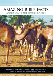Amazing Bible Facts: A Great Way To Test Your Knowledge - eBook  -     By: Wanda Reed