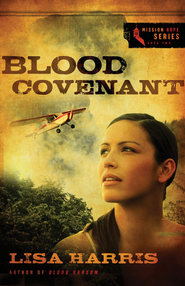 Blood Covenant - eBook  -     By: Lisa Harris