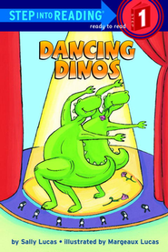 Dancing Dinos       -     By: Sally Lucas