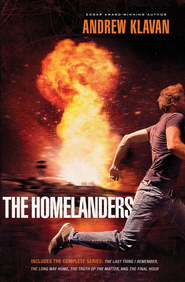 The Homelanders - eBook  -     By: Andrew Klavan
