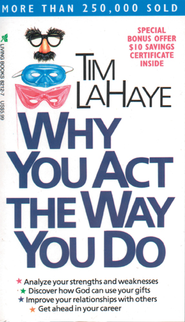 Why You Act the Way You Do - eBook  -     By: Tim LaHaye