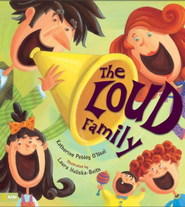 The Loud Family - eBook  -     By: Katherine O'Neal     Illustrated By: Laura Huliska-Beith