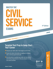 Master the Civil Service Exams - eBook  -     By: Peterson's