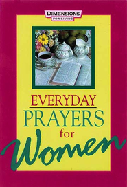 Everyday Prayers for Women - eBook  -     Edited By: Abingdon Press