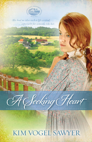 A Seeking Heart - eBook  -     By: Kim Vogel Sawyer