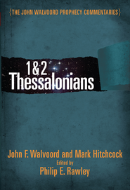 1 & 2 Thessalonians Commentary - eBook  -     By: Mark Hitchcock