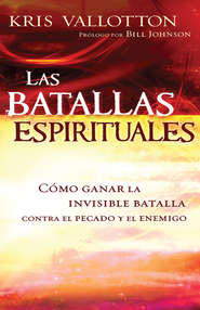 Las batallas espirituales - eBook  -     By: Kris Vallotton