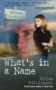 What's in a Name - eBook  -     By: Ellen Wittlinger
