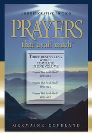 Prayers That Avail Much Commem - eBook  -     By: Germaine Copeland