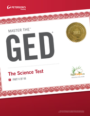 Master the GED: The Science Test: Part V of VII - eBook  -     By: Peterson's