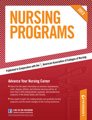 Nursing Programs 2013 - eBook  -     By: Peterson's