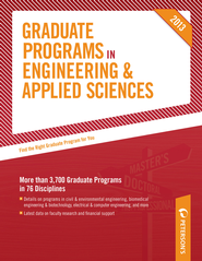 Graduate Programs in Engineering & Applied Sciences 2013 (Grad 5) - eBook  -     By: Peterson's