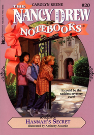 Hannah's Secret - eBook  -     By: Carolyn Keene