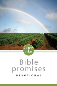 Once-A-Day Bible Promises Devotional - eBook  -     By: Zondervan