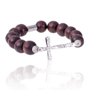 Inspired Bracelet - Cross  -
