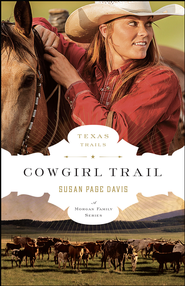 Cowgirl Trail - eBook  -     By: Susan Page Davis