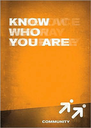 Know Who You Are, Community - Book 4   -     By: Wesleyan Publishing House
