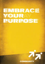 Embrace Your Purpose, Community - Book 5   -     By: Wesleyan Publishing House Wesleyan Publishing House