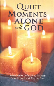 Quiet Moments Alone with God - eBook  -