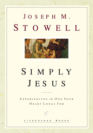 Simply Jesus - eBook  -     By: Joseph M. Stowell
