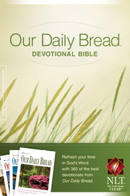 Our Daily Bread Devotional Bible NLT - eBook  -     By: RBC Ministries