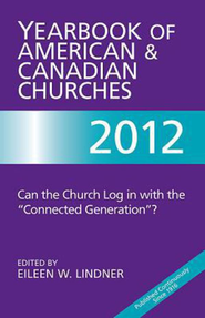 Yearbook of American & Canadian Churches 2012 - eBook  -     By: Eileen W. Lindner