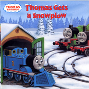 Thomas Gets a Snowplow   -     By: Rev. W. Awdry     Illustrated By: Richard Courtney