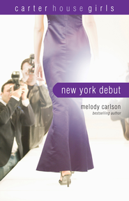 New York Debut - eBook  -     By: Melody Carlson