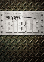 NIV Boys Bible / Special edition - eBook  -