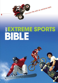 Extreme Sports Bible, NIV / Special edition - eBook  -     By: ZonderKidz