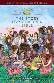 The Story for Children Bible, NIV - eBook  -     By: Zondervan